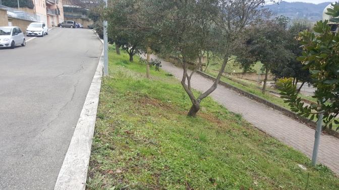 Dissesto idrogeologico: le strade di Orvieto scivolano.