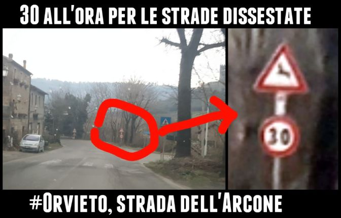 Orvieto: mobilità tradita