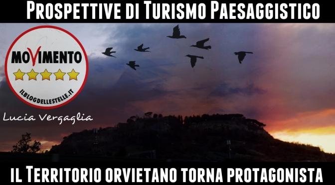 Orvieto. Il paesaggio protagonista