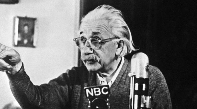 Meetup Orvieto: la nuova  attualità del manifesto Einstein e Russel