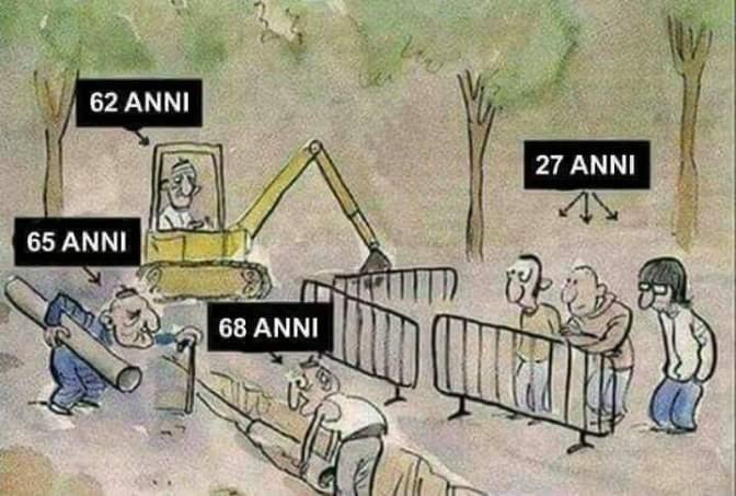 Ad Orvieto occorre favorire l'inserimento dei giovani al lavoro.