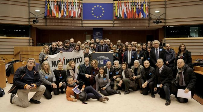 Meetup Orvieto su nomine europee
