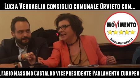 Consiglio comunale Orvieto 11 marzo 2019