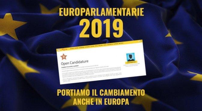 Europalamentarie Umbria 2019. Inizia la prima fase.