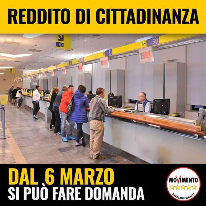 Orvieto. Il Reddito di cittadinanza si dimostra necessario.