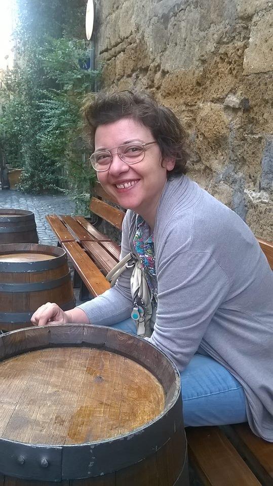 Lucia Vergaglia (Orvieto, Umbria). Il cambiamento vero è quello che vivi giorno per giorno.