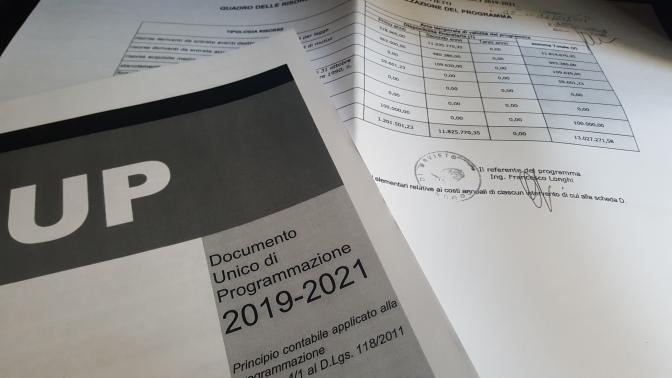 """Vergaglia (M5S Orvieto): """"inemendabile"""" il Bilancio 2019"""