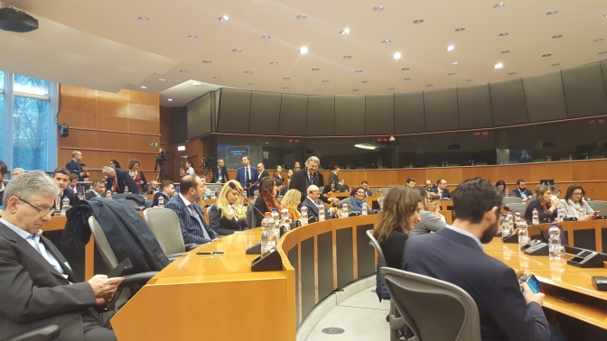 Lucia Vergaglia (M5S Orvieto) al Parlamento Europeo
