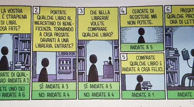 Lucia Vergaglia e Silvio Torre. Ad Orvieto si respira cultura e torna il bookcrossing