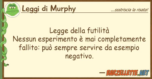 """Meetup Orvieto. M5S vs """"la legge di Murpy della futilità"""""""