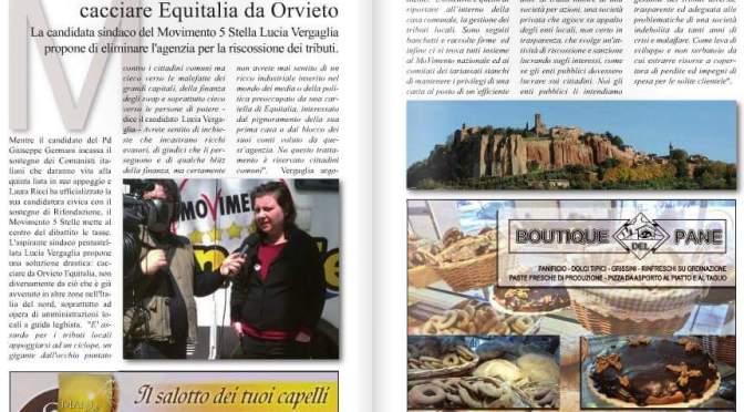 Meetup Orvieto e Tasse. Occorre gestirle in house.
