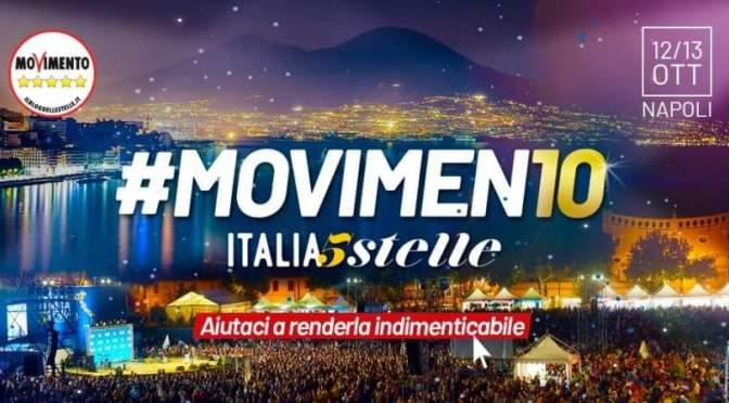 Italia 5 Stelle quest'quest'anno è a Napoli