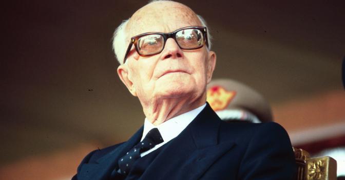 41°Anniversario della presidenza di Sandro Pertini.