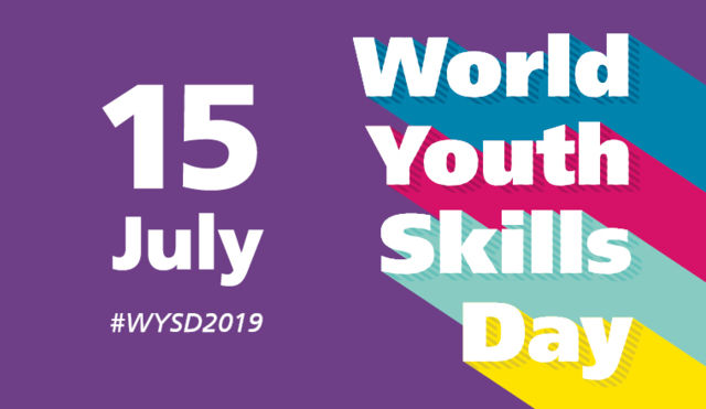 Meetup Orvieto: World Youth Skill Day 2019.