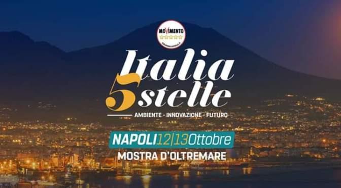 #Italia5Stelle. Noi ci saremo.