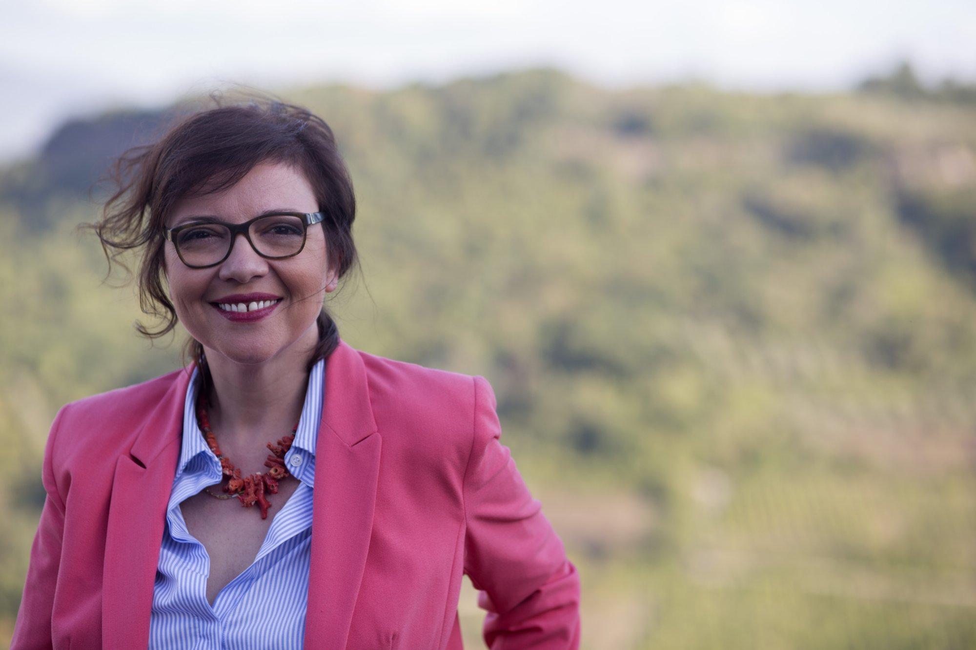 Lucia Vergaglia M5S - Candidata per la regione Umbria