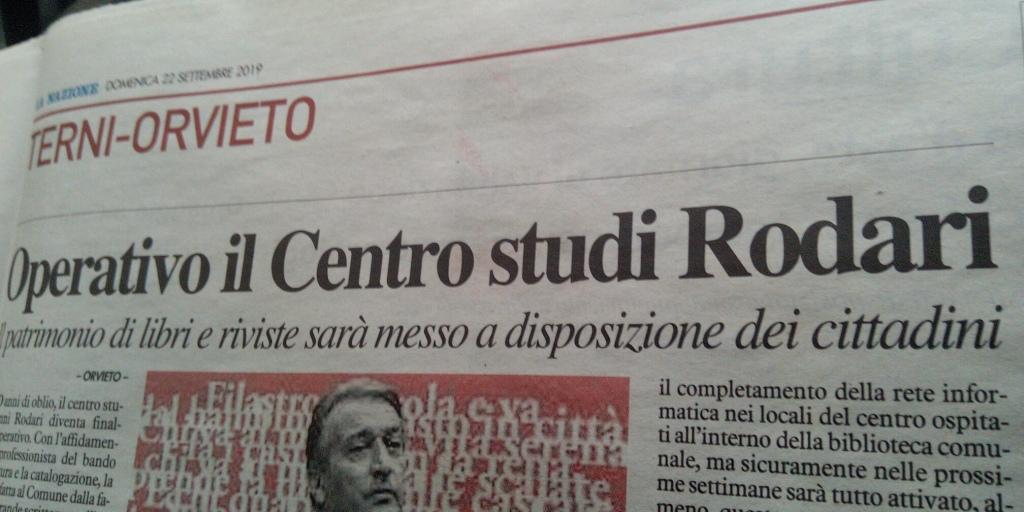Centro studi Gianni Rodari di Orvieto