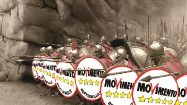 Gli Spartani di Lucia